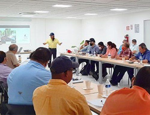 Reunión entre miembros del sector palmero y Financiera Nacional de Desarrollo Agropecuario, Rural, Forestal y Pesquero (FND)